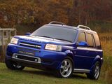 Images of Callaway Land Rover Freelander Supercharged 2001