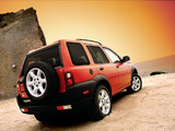 Land Rover Freelander 5-door 1997–2002 images