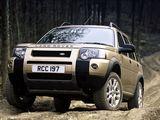 Land Rover Freelander 5-door 2003–06 wallpapers