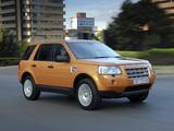 Land Rover Freelander 2 ZA-spec 2007–10 wallpapers
