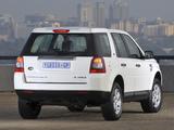 Land Rover Freelander 2 TD4_e ZA-spec 2009–10 pictures