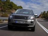 Land Rover Freelander 2 D4 2010 photos