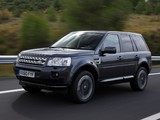 Land Rover Freelander 2 SD4 2010–12 photos