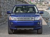 Land Rover Freelander 2 2010 pictures