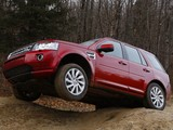 Land Rover Freelander 2 HSE 2012 photos