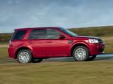 Land Rover Freelander photos
