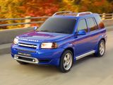 Callaway Land Rover Freelander Supercharged 2001 wallpapers