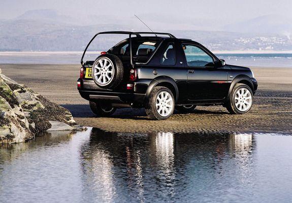 land rover freelander 3-door 2003–06 photos