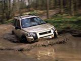 Photos of Land Rover Freelander 5-door 2003–06