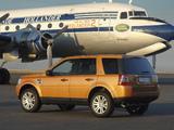 Photos of Land Rover Freelander 2 ZA-spec 2007–10