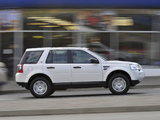 Photos of Land Rover Freelander 2 TD4_e ZA-spec 2009–10