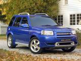 Photos of Callaway Land Rover Freelander Supercharged 2001