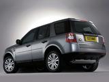 Photos of Land Rover Freelander 2 2007–10