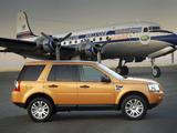 Pictures of Land Rover Freelander 2 ZA-spec 2007–10