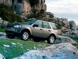 Pictures of Land Rover Freelander 2 2007–10