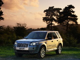 Pictures of Land Rover Freelander 2 TD4_e 2008–10