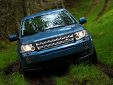Pictures of Land Rover Freelander 2 SD4 2012