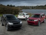 Pictures of Land Rover Freelander