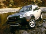 Land Rover Freelander 5-door 1997–2002 wallpapers