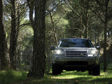 Land Rover Freelander 2 2007–10 wallpapers