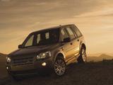 Land Rover Freelander 2 2007–10 wallpapers