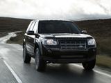 Land Rover Freelander 2 Sport UK-spec 2010 wallpapers