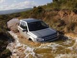 Land Rover Freelander 2 SD4 2010–12 wallpapers