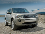 Land Rover Freelander 2 2010 wallpapers