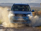 Wallpapers of Land Rover Freelander 2 SD4 2012