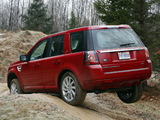 Land Rover Freelander 2 HSE 2012 wallpapers
