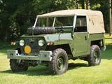 Land Rover Lightweight (Series IIA) 1968–72 images