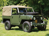 Land Rover Lightweight (Series IIA) 1968–72 pictures