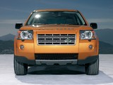 Images of Land Rover LR2 HSE 2006–10