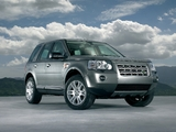 Land Rover LR2 HSE 2006–10 photos