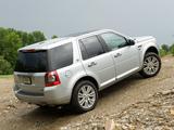 Land Rover LR2 HSE 2006–10 photos