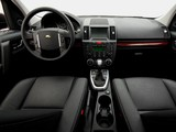 Land Rover LR2 HSE 2006–10 wallpapers