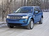 Land Rover LR2 HSE 2012 photos