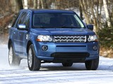 Land Rover LR2 HSE 2012 photos