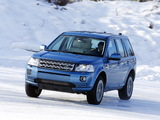 Land Rover LR2 HSE 2012 pictures