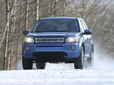 Land Rover LR2 HSE 2012 wallpapers