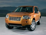 Photos of Land Rover LR2 HSE 2006–10