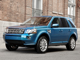 Photos of Land Rover LR2 HSE 2012