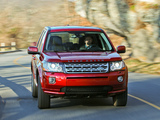 Pictures of Land Rover LR2 HSE 2012