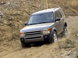 Images of Land Rover LR3 2005–08
