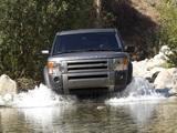 Land Rover LR3 2005–08 images