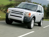 Land Rover LR3 2005–08 pictures