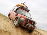Land Rover LR3 G4 Challenge 2008 images