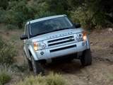 Land Rover LR3 2008–09 photos