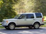 Land Rover LR3 2008–09 photos