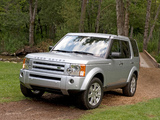 Land Rover LR3 2008–09 pictures